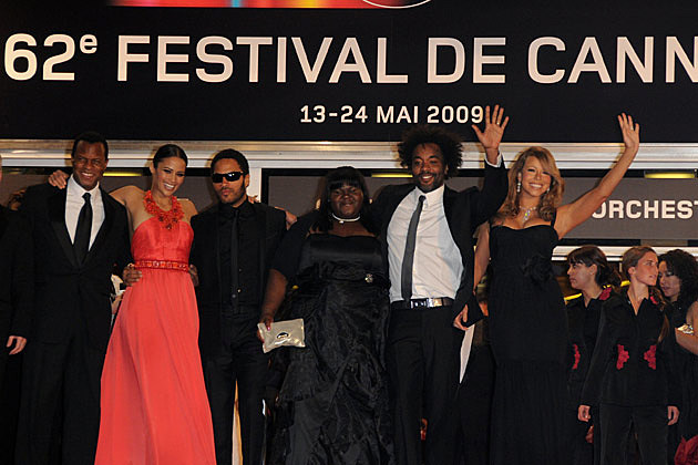 Mariah Carey Precious Cannes Film Festival