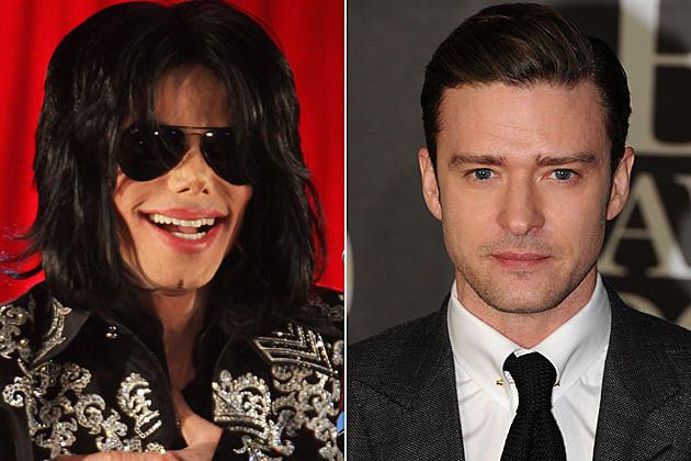 Michael Jackson Justin Timberlake