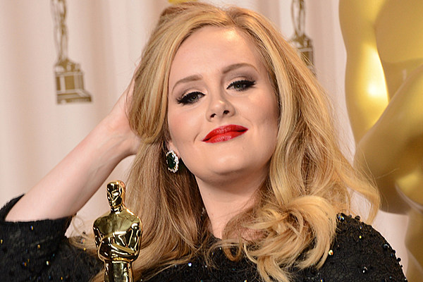 Adele Tops British List of Top Sexy Time Songs