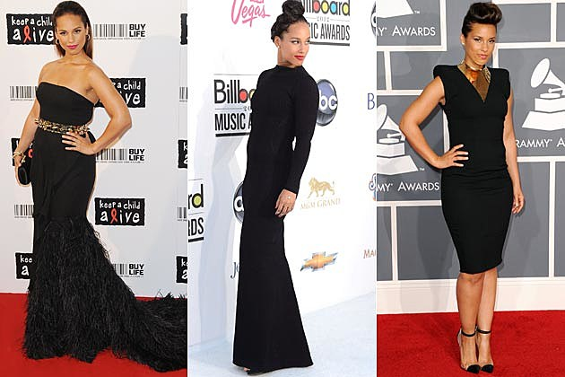 Alicia Keys Fashion