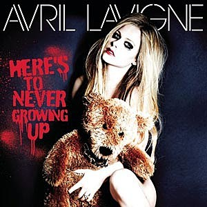 Avril Lavigne Here's to Never GrowingUp