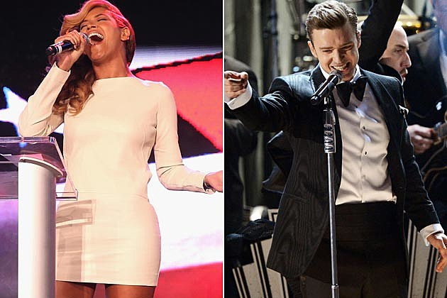 Beyonce Justin Timberlake Time 100 Most Influential of 2013