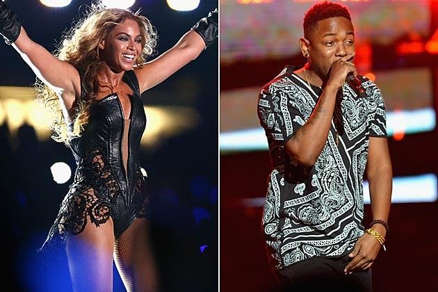 Beyonce Kendrick Lamar