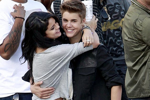 Selena Gomez + Justin Bieber Are Back Together in a Trial Relationship