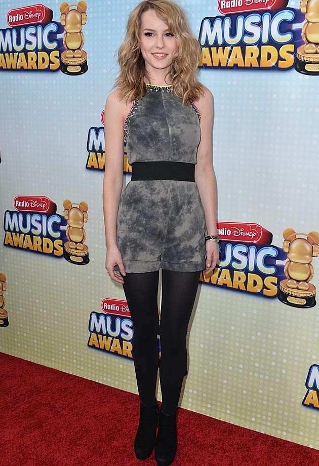 Bridgit Mendler Radio Disney Awards 2013