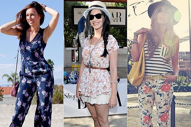 Coachella Fashion 2013