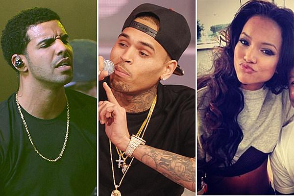 Chris Brown Admits He Doesn't Like Drake + Had a Hard Time Splitting from Karrueche Tran