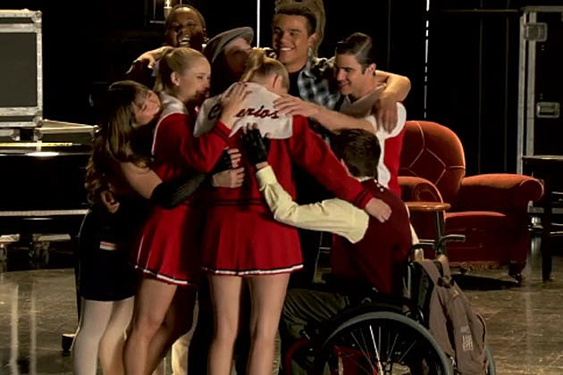 Glee Shooting Stars