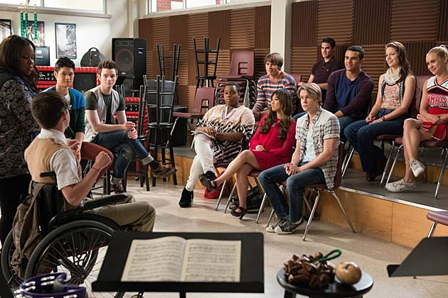 Glee Wonder-Ful