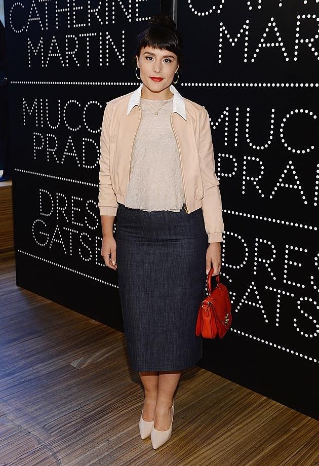 Jessie Ware Prada Gatsby