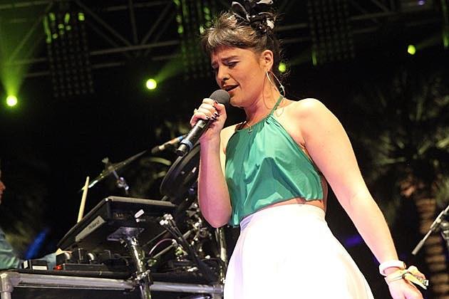 Jessie Ware Coachella 2013