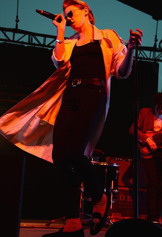 La Roux 2013 Coachella
