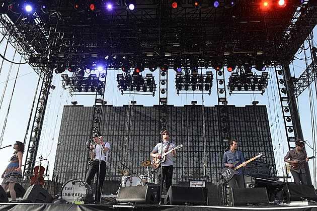 The Lumineers Coachella 2013
