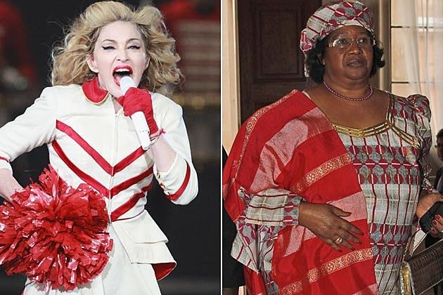 Madonna Joyce Banda