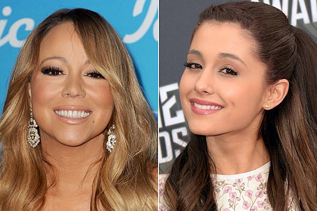 Mariah Carey Ariana Grande