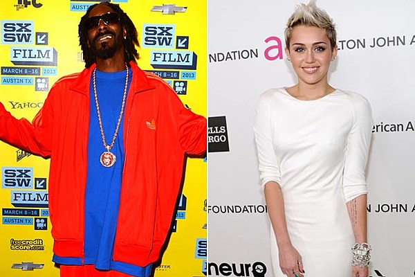 Listen to Snoop Dogg's Track With Miley Cyrus 'Ashtrays and Heartbreaks'
