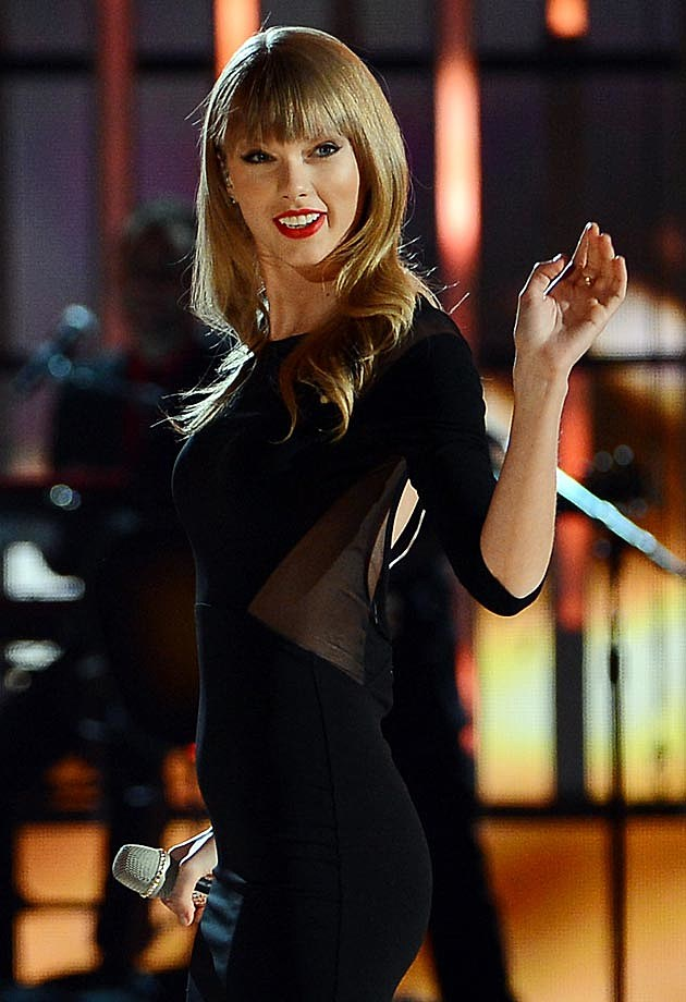 Taylor Swift Elizabeth + James LBD Tim McGraw Special