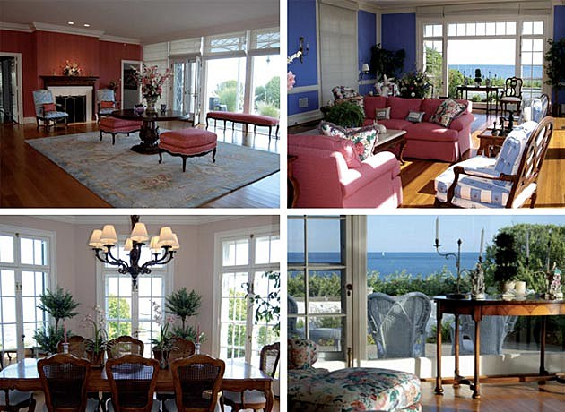 Taylor Swift Rhode Island Mansion Interior