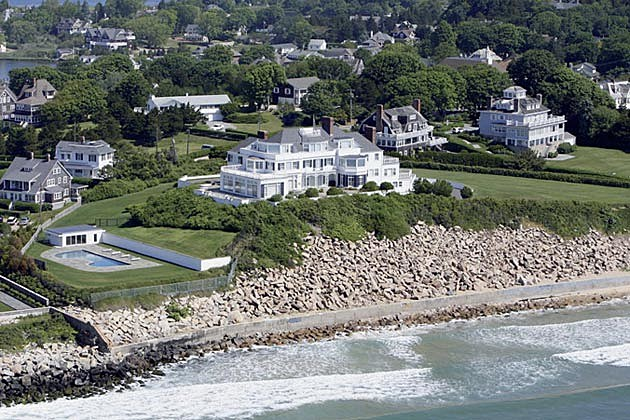 Taylor Swift Rhode Island Mansion