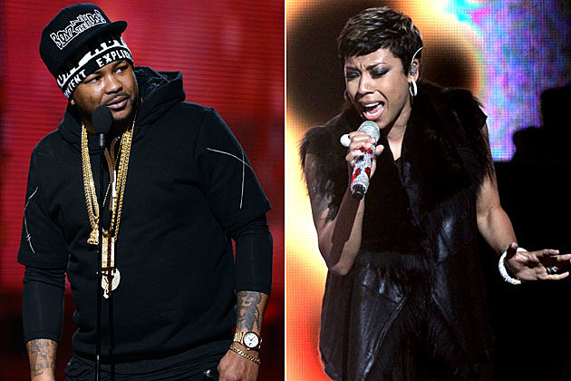 The-Dream and Keyshia Cole