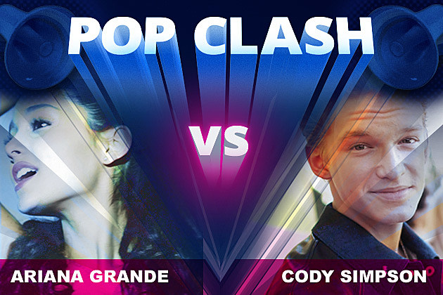 Ariana Grande Cody Simpson