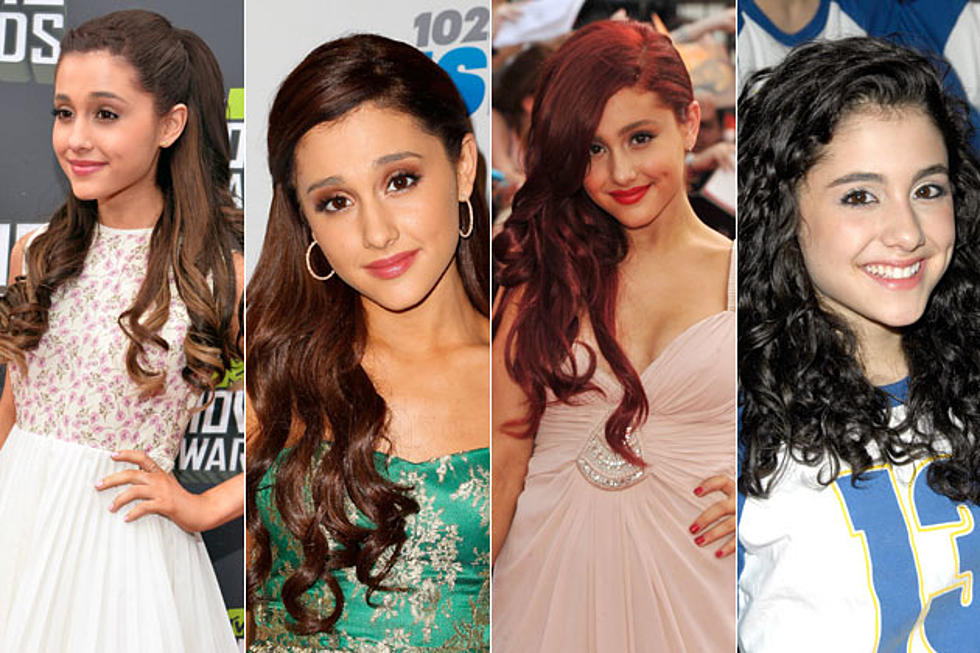 Favorite Ariana Grande Hair Color Readers Poll