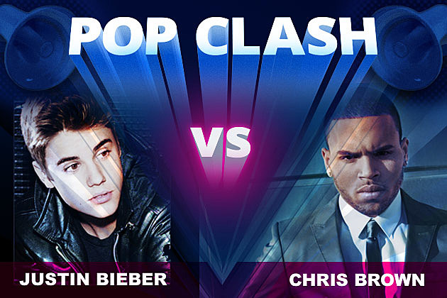 Justin Bieber Chris Brown