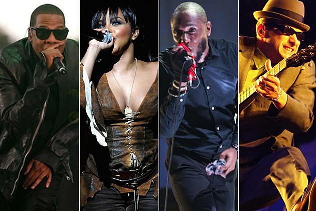 Jay-Z Lil Kim Mos Def Ad-Rock