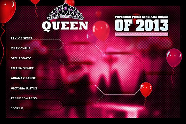 PopCrush Prom Queen Bracket Round 1