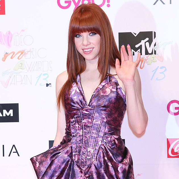 Carly Rae Jepsen Older