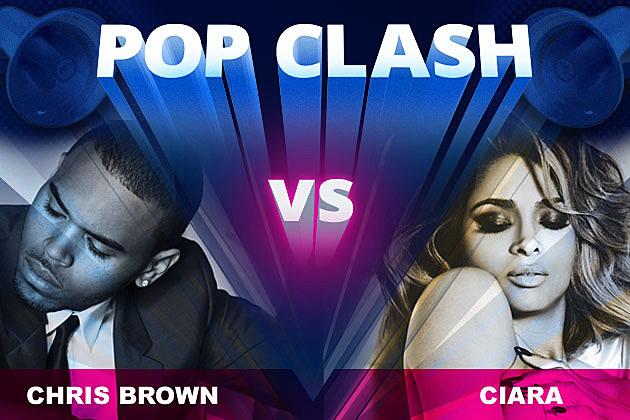 Chris Brown Ciara
