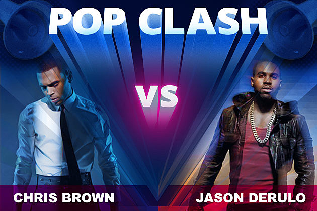 Chris Brown Jason Derulo Pop Clash