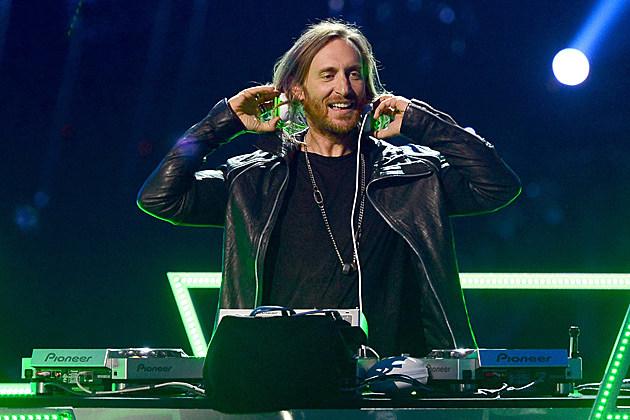David Guetta Older