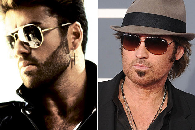 George Michael Billy Ray Cyrus