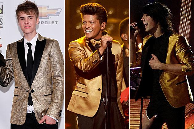 Justin Bieber Bruno Mars Joe Jonas