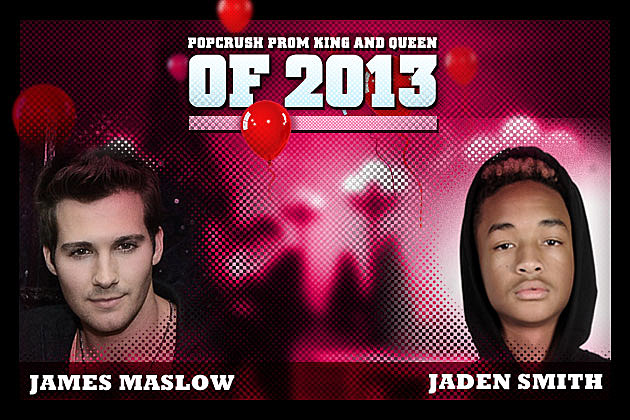 James Maslow Jaden Smith