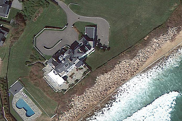 Taylor Swift Mansion Watch Hill