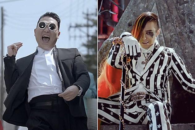 PSY G-Dragon BIGBANG