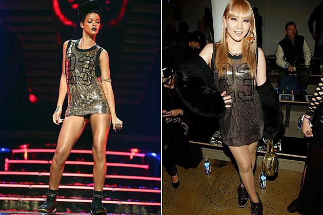 Rihanna CL