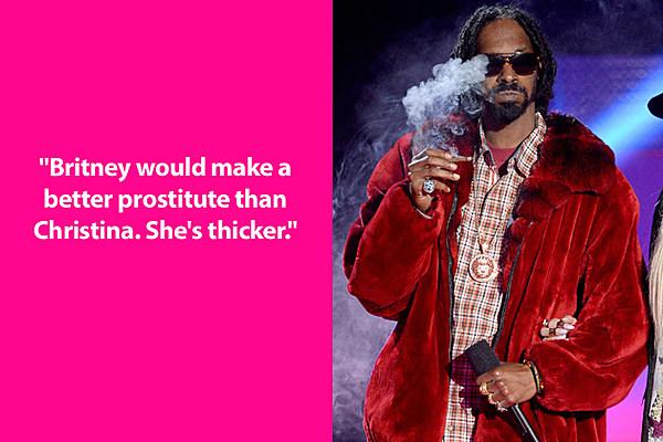 Best Snoop Dogg Quotes: Dumb Celebrity Quotes