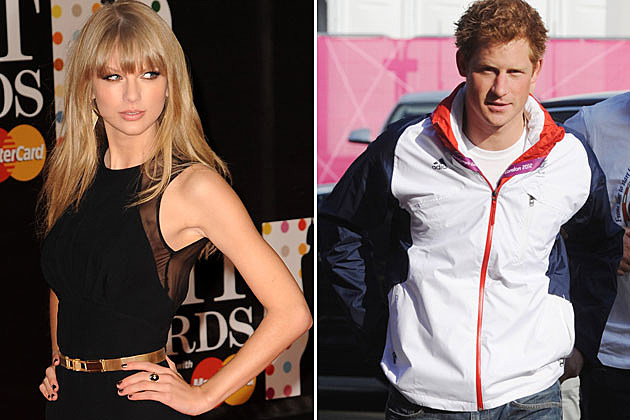 Taylor Swift Prince Harry