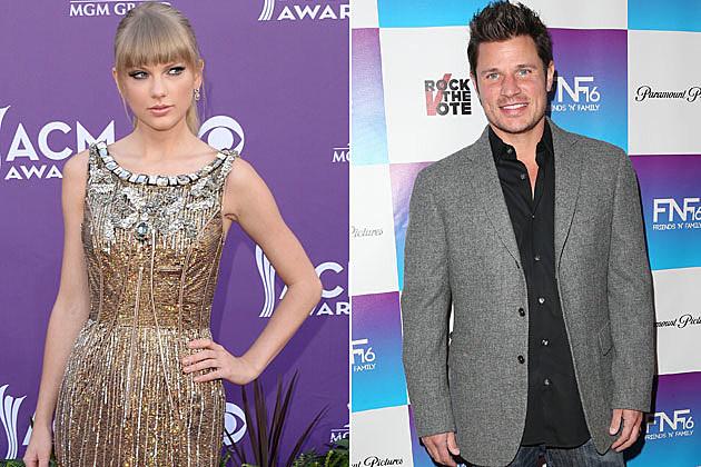 Taylor Swift Nick Lachey