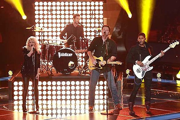 'The Voice' Recap: Teams Expand as Season 4 Blind Auditions Continue