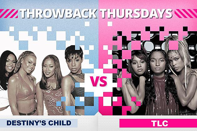 Throwback Thursdays