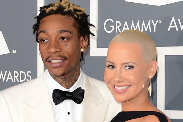Wiz Khalifa Face Tattoo Under Left Eye