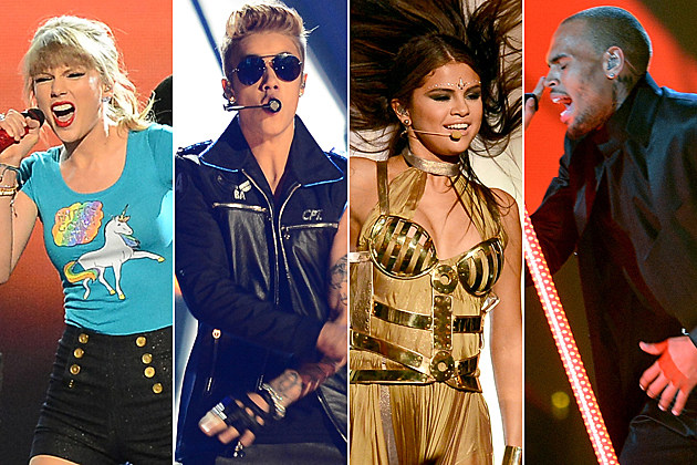 2013-Billboard-Music-Awards-Performance-List-Taylor-Swift-Justin-Bieber-Selena-Gomez-Chris-Brown