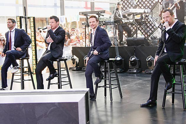 98 Degrees Today Show