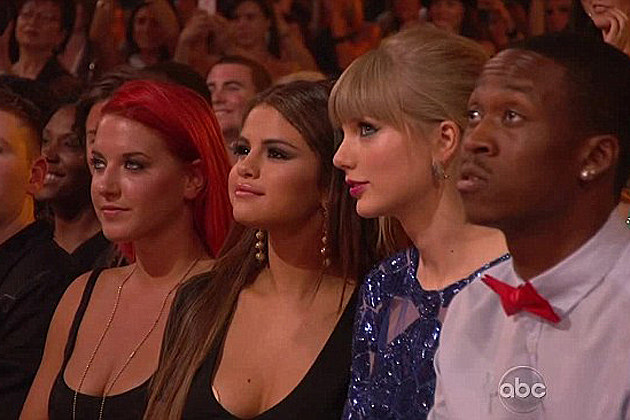 Taylor Swift Selena Gomez Billboard Music Awards