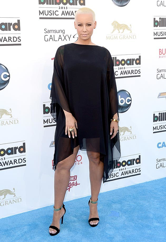 Amber Rose 2013 Billboard Music Awards