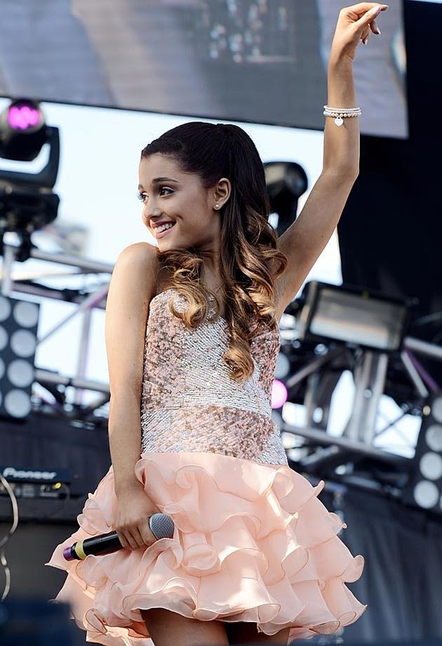 Ariana Grande Wango Tango 2013